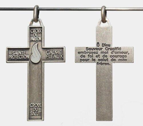 Croix du pardon de Marie-Julie