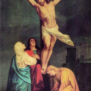 Tableau miraculeux de la Crucifixion
