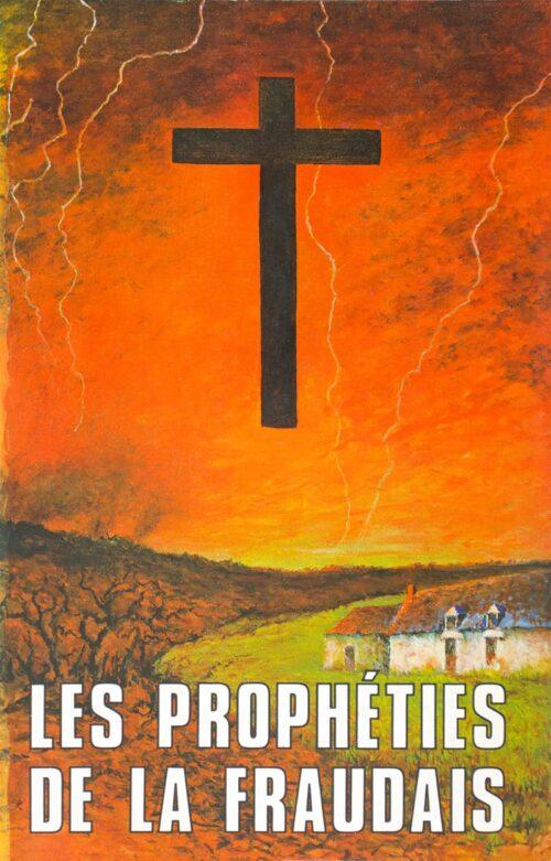 Couverture du livre Les prophéties de la Fraudais
