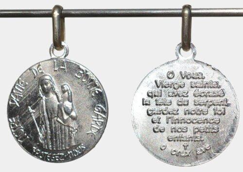 Médaille de Notre-Dame de la Bonne Garde